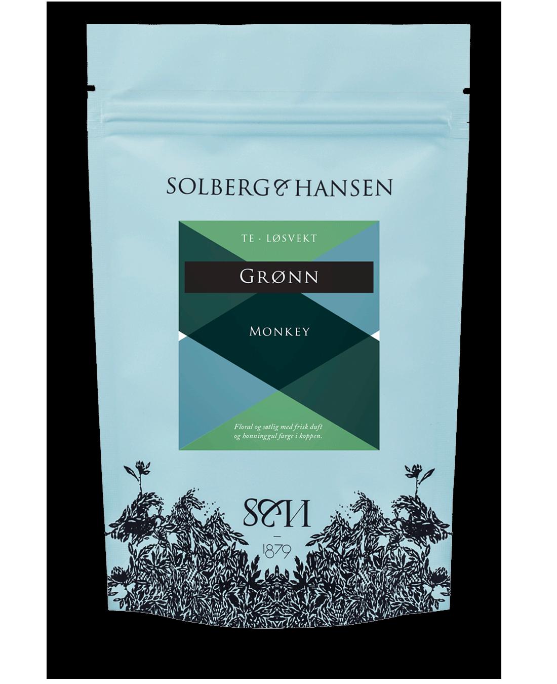 983912ef Solberg Hansen Shop - Monkey